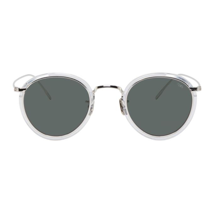 EYEVAN 7285 Eyevan 7285 Transparent 717E Sunglasses in C2030 Clr