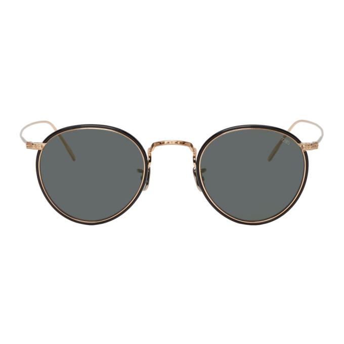 EYEVAN 7285 Eyevan 7285 Black 717W Sunglasses in C1002 Bkgld