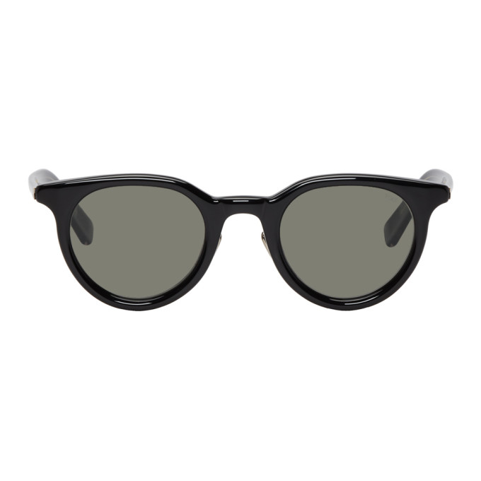 EYEVAN 7285 Eyevan 7285 Black 753 Sunglasses in C100 Black