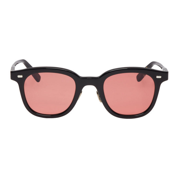 EYEVAN 7285 Eyevan 7285 Black 775 Sunglasses in C129 Bkbrn