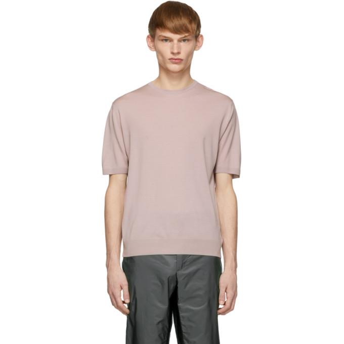 62bc619bdcbea BUY Prada Pink Lata Pettinata Sweater