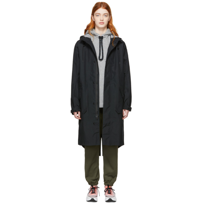 Image of NikeLab Black NRG Parka