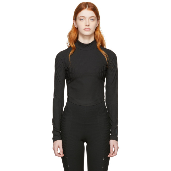 Image of NikeLab Black NRG NWCC ENG Turtleneck