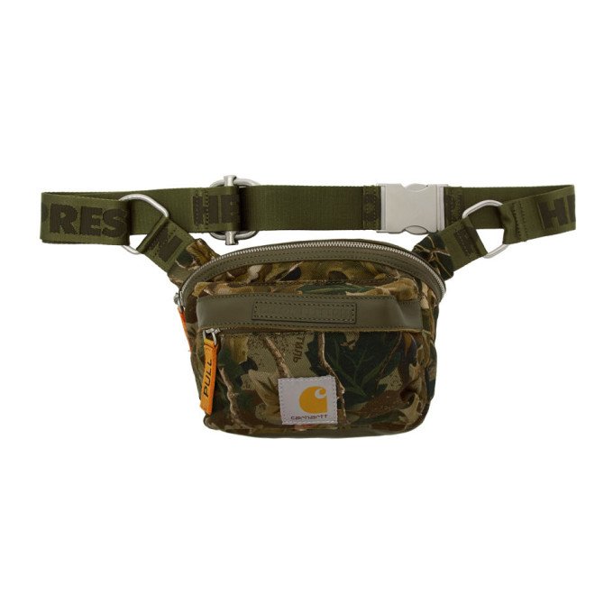 Heron Preston Multicolor Carhartt Edition Fanny Pack