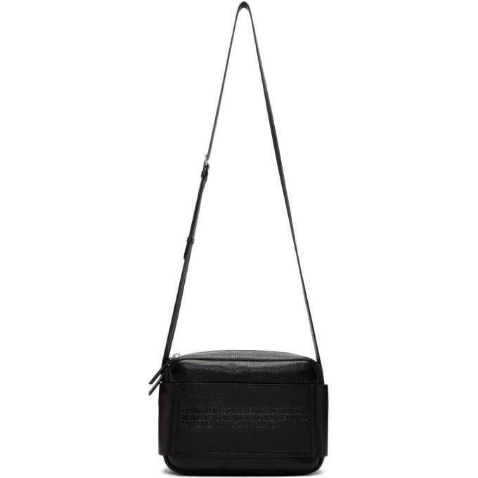 Image of Calvin Klein 205W39NYC Black Belle Camera Bag