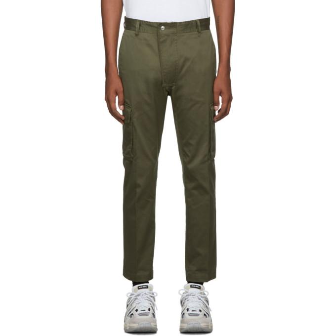 Diesel Green P-Jared Cargo Pants
