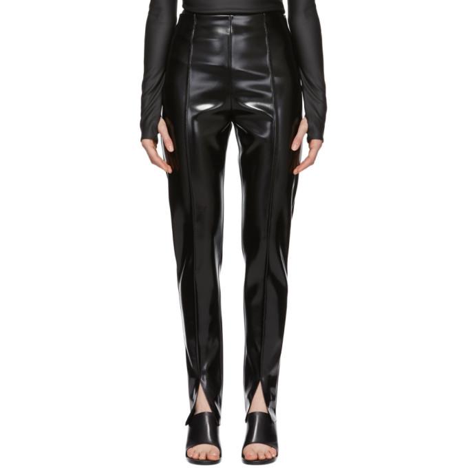 Kwaidan Editions Pantalon ajuste noir Sharp