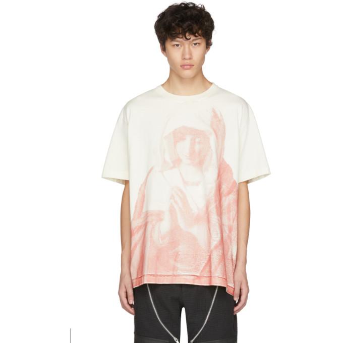 424 Off-White Mary Tour T-Shirt