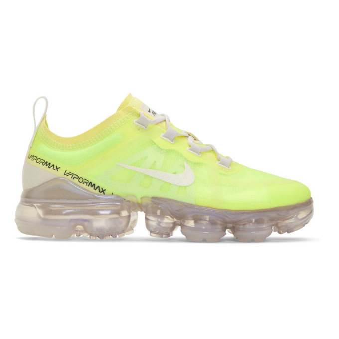 Nike Green Air Vapormax 2019 Sneakers