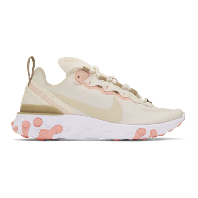 Nike Off-White React Element 55 Sneakers