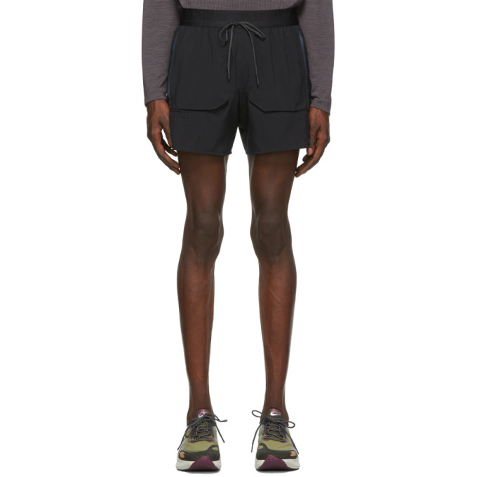 Nike Black Tech Pack Running Shorts