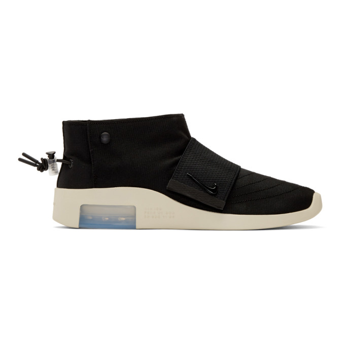 NIKE | Nike Black Fear Of God Edition Moc Sneakers | Goxip