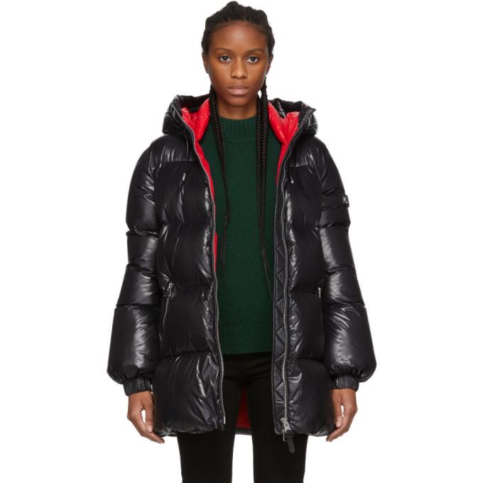 Mackage Manteau en duvet noir Emerie