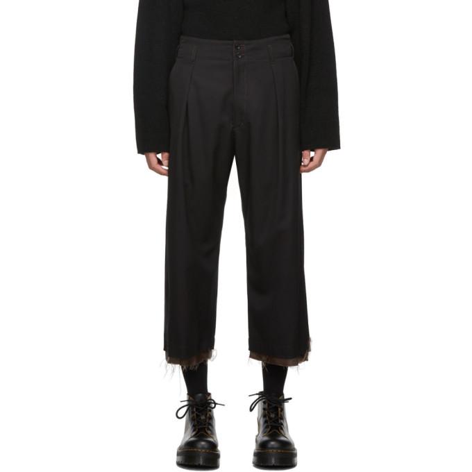 Sulvam Pantalon noir PT