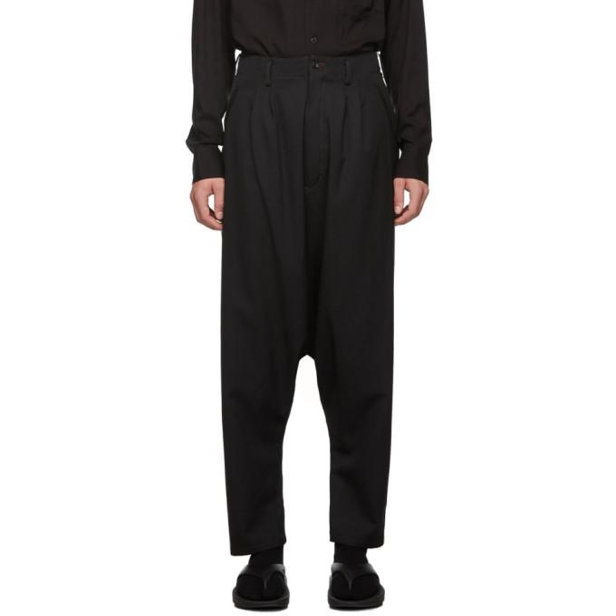 Sulvam Pantalon noir Sarowel