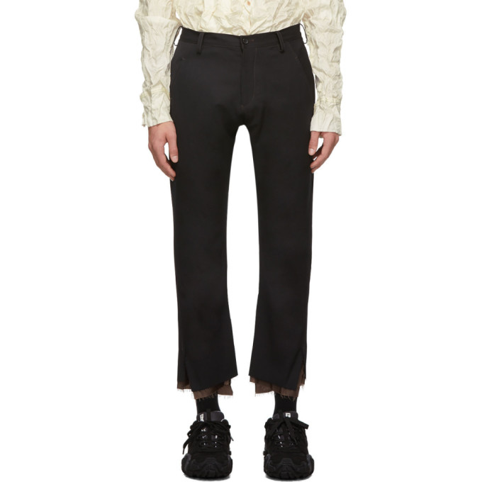 Sulvam Pantalon ajuste noir