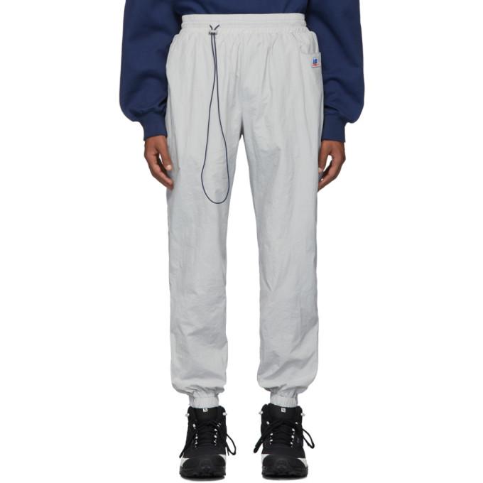 ADER error Grey Truck Logo Lounge Pants