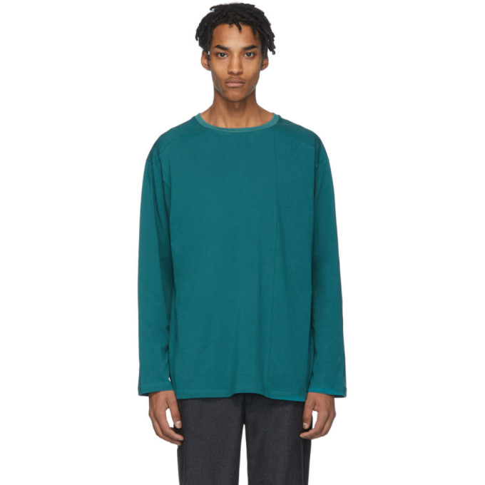 House of the Very Islands Green Off-Shore Long Sleeve T-Shirt