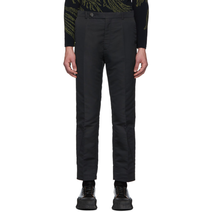 Namacheko Pantalon noir Mero