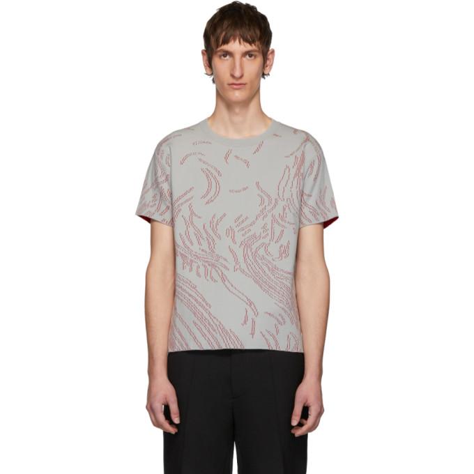 Namacheko T-shirt gris Nyas