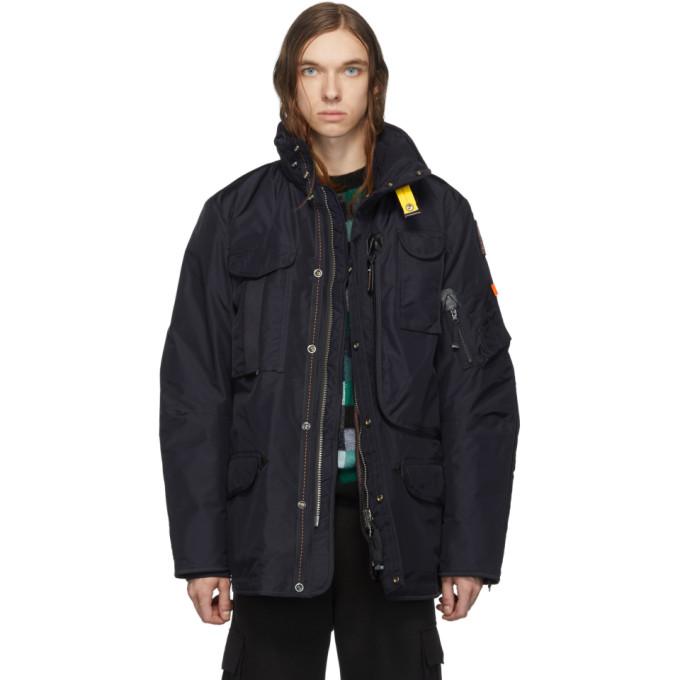 Parajumpers Navy Down Masterpiece Denali Jacket