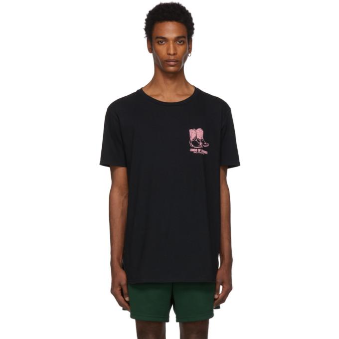 Double Rainbouu Black Lords Of Summer T-Shirt