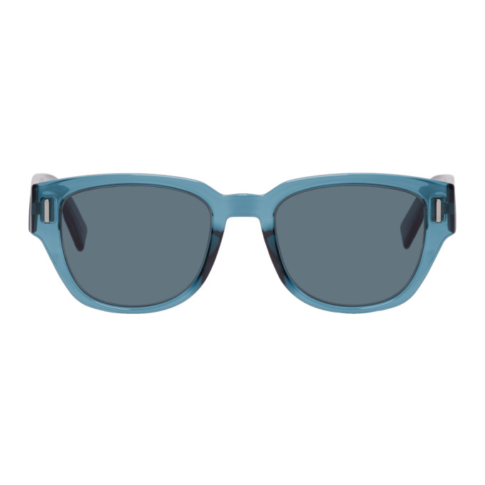 Dior Homme Blue DiorFraction3 Sunglasses