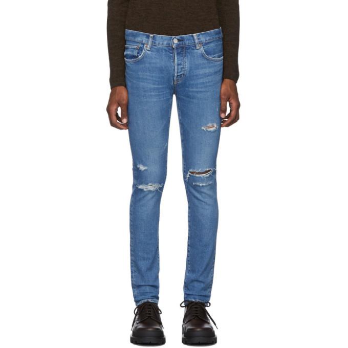 Moussy Vintage Jean skinny bleu Andover