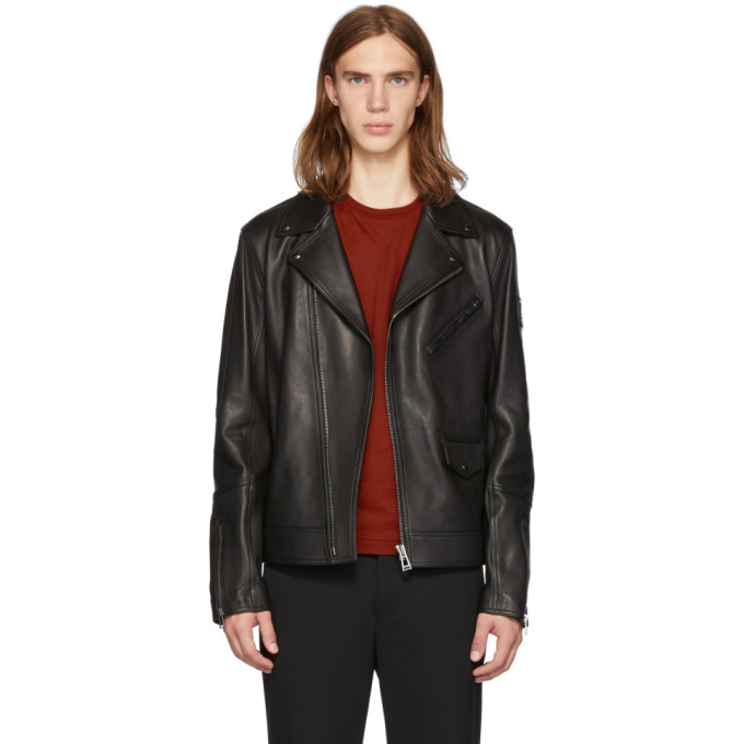 Image of Belstaff Black Fenway Jacket