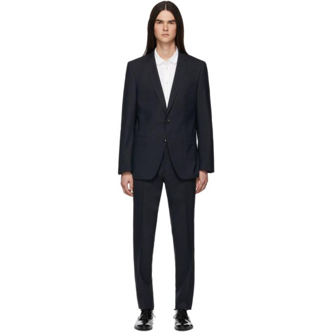 HUGO BOSS | Boss Blue Huge6/Genius5 Suit | Goxip