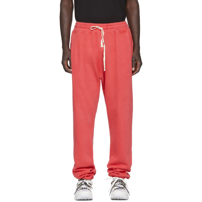 Billy Pantalon de survetement rouge Cloud