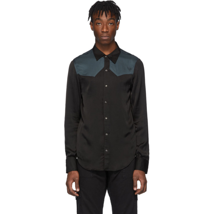 Billy Chemise western noire