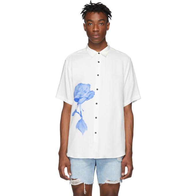 Ksubi Chemise blanche No Daisy
