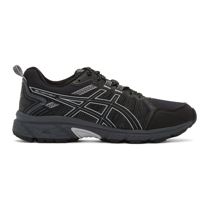 Asics Black Gel-Venture 7 Sneakers