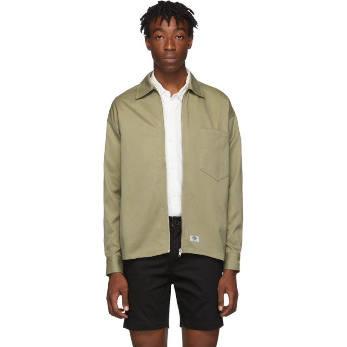 Dickies Construct Blouson a glissiere taupe