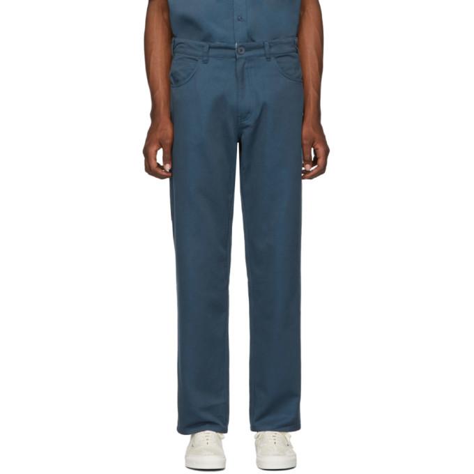 Dickies Construct Pantalon bleu Carpenter