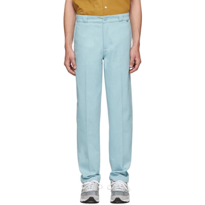 Dickies Construct Pantalon bleu Straight Slim