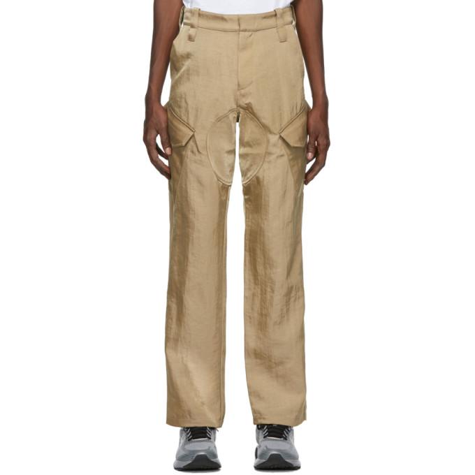 Affix Pantalon cargo beige Service