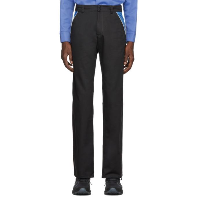 Affix Pantalon de survetement gris et bleu