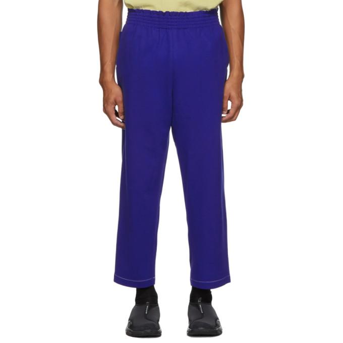 Camiel Fortgens Pantalon bleu Grandma