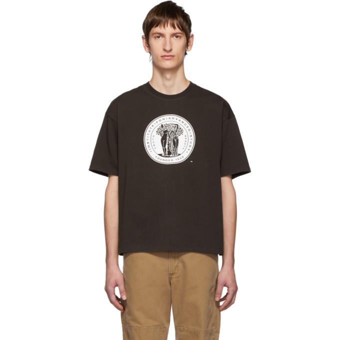 Phipps T-shirt brun Institute For Advanced Study