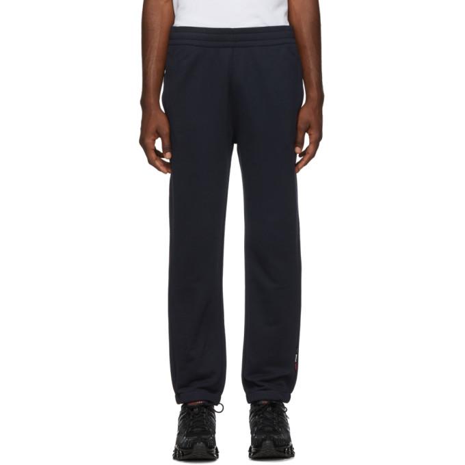 Moncler Navy Casual Lounge Pants