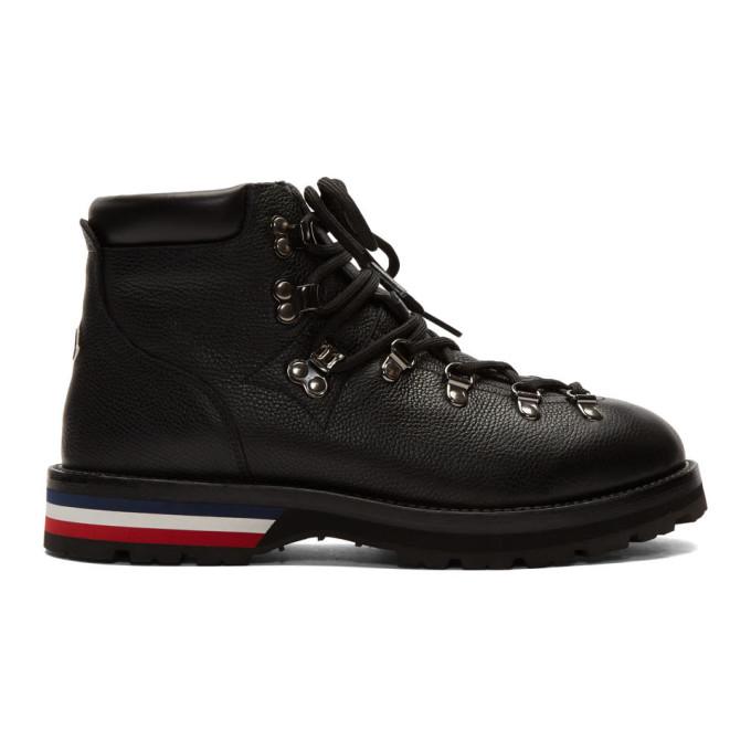 Moncler Black Peak Boots