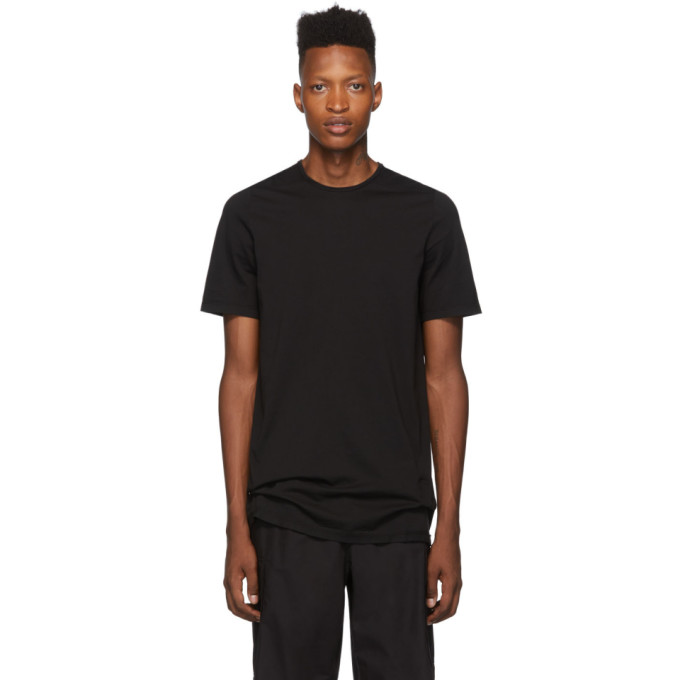Rick Owens Drkshdw T-shirt noir Level