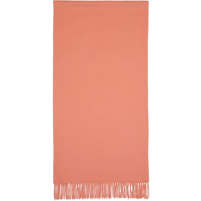 Acne Studios Foulard rose Narrow New Canada
