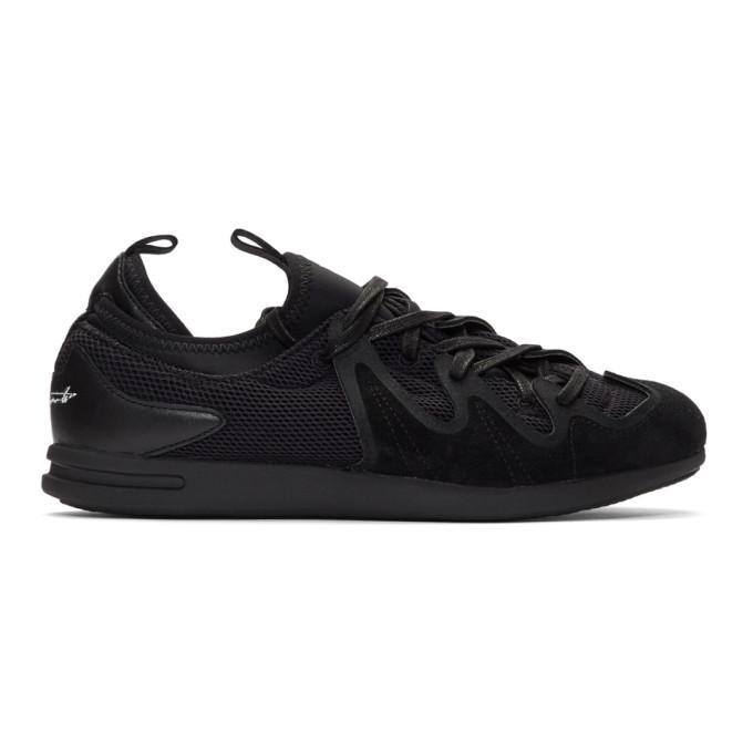 Y-3 Black Y-3 Manja Sneakers