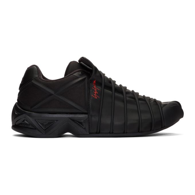 Y-3 Black Yuuto Sneakers