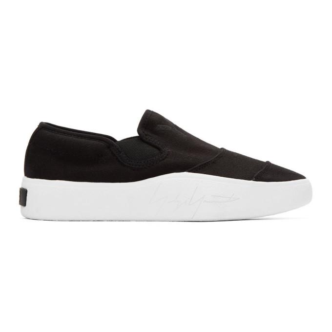 Y-3 Black Tangutsu Sneakers