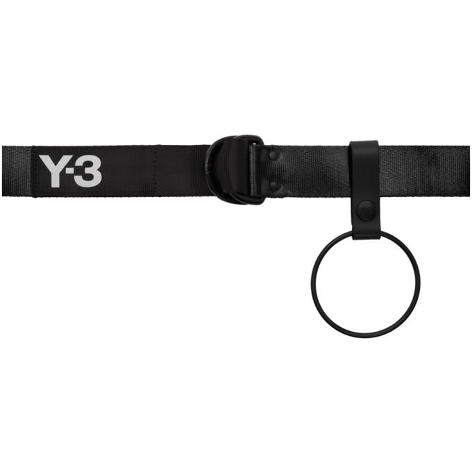 Y-3 Ceinture noire Hook