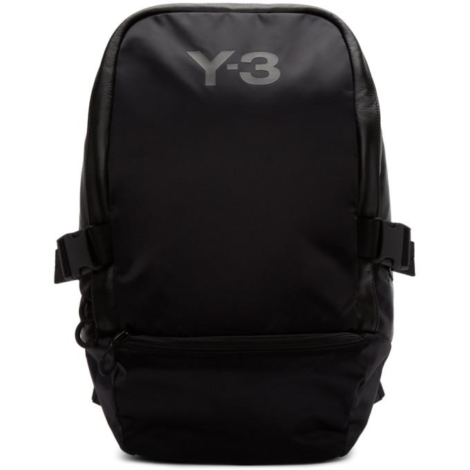 Y-3 ブラック Racer バックパック